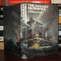 Stahl, Norman THE ASSAULT ON MAVIS A.  1st Edition 1st Printing