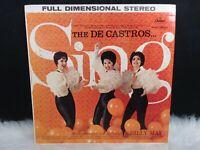 "The De Castro Sisters – The De Castros Sing (VINYL 12"" ALBUM) VG++ / VG++"