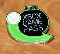 GAMESCOM 2018 Xbox Game Pass Very Rare Promo Pin Badge E3