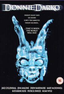 Donnie Darko DVD (2003) Jake Gyllenhaal, Kelly (DIR) cert 15 Fast and FREE P & P