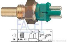 FACET Sensor temp. refrigerante VOLKSWAGEN MERCEDES-BENZ 124 SERIES 7.3140