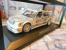 MERCEDES BENZ 190E 2.5-16V Evo 2 DTM 1992 Berlin #6 Rosberg AMG Minichamps 1:18