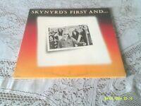 LYNYRD SKYNYRD. FIRST AND LAST. TRIFOLD. MCA-3047. 1978. FIRST PRESSING.