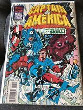 Captain America ANNUAL #13 Marvel 1994