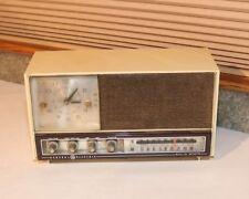 GE AM/FM Clock Radio
