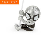 Marvel Silver And Black Spider-Man Neca Mini Scaler Zbox Variant