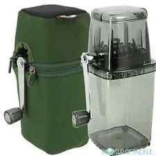 NGT Bait Grinder Crusher Chopper And CASE for Carp Fishing Boilies Pellets