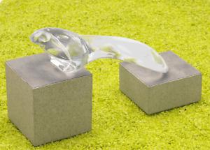 koziol Deckelöffner Tom in transparent rose quartz Kunststoff