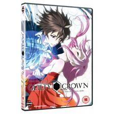 Guilty Crown Series 1 Part 1 Eps 01-11 DVD