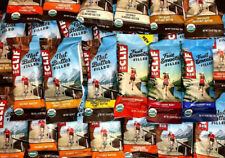 54 Assorted Flavor - Clif Bar Nut Butter Filled - Organic non-GMO 6-7g Protein