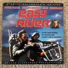 Easy Rider Collector's Edition Widescreen Laserdisc - Jack Nicholson