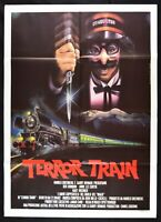 M216 Manifesto 2F Terror Train, Spottiswood, Copperfield, Lle Curtis, Horror