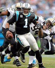CAM NEWTON 8X10 PHOTO CAROLINA PANTHERS PICTURE NFL FOOTBALL