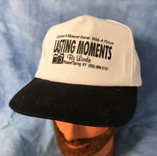 Photography Business Baseball Cap Lasting Moments by Linda Local Business Ky