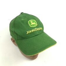 John Deere Baseball Cap Hat Youth One Size Stretch Fit NOTHING RUNS LIKE A DEERE