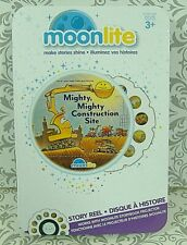 "Moonlite Story Reel ""Mighty, Mighty Construction Site!"" New"