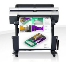 Canon Ipf610 24 Wide Format Color Printer With Stand