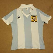 Vintage Argentina le coq sportif football shirt