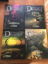 4 Different Penny Dreadful Wyrd RPG Books Nythera Rottenberg Innocence Agression