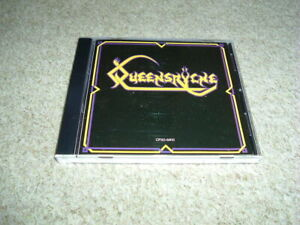 QUEENSRYCHE - QUEEN OF THE RYCHE - 5 TRACK CD - JAPANESE IMPORT