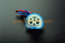 9004 HB1 9007 HB5 Halogen Light Bulb Socket Male Female 3 Wire Harness Pigtail