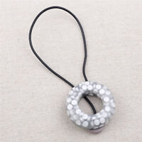 1 Pc Resin Circle Magnetic Curtain Holder Tieback Tie Back Window Decor Home