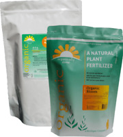 Organically Done Organic Bloom All Natural Dry Plant Fertilizer 4 lbs 3-7-4