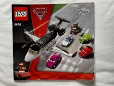 LEGO 8638 Disney Pictures Cars 2 Manual Only