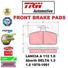 Für Lancia A 112 1.0 Abarth Delta 1.3 1.5 1979-1991 Vorderachse Bremsbeläge Satz