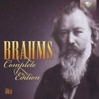COMPLETE EDITION 58 CD NEW! BRAHMS,JOHANNES