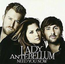 Lady Antebellum-need You Now-japan CD Bonus Track E50