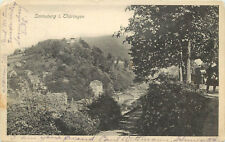 Vintage Postcard Sonneberg I Thuringen Town View Thuringia, Germany,