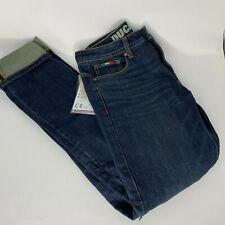 Ducati Jeans Company C3 Motorcycle Spidi Pants Size 33 - 981044933