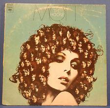 "MOTT THE HOOPLE ""THE HOOPLE"" VINYL LP 1974 ORIGINAL PRESS GREAT COND! VG+/VG!!"