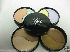 4 pc Jerome Alexander PERFECT Concealer Corrector Face @