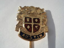 C1960s vintage Austin Voitures / Vans promotionnel émail stick / tie pin