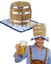 Cappello Oktoberfest  barile di birra Accessorio Costume Carnevale PS 20080