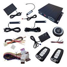 Upgrade Car Smart Key PKE Alarm System Passive Keyless Go & Auto Engine Ignition