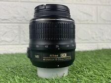 Nikon AF-P DX Nikkor 18-55mm 1:3.5-5.6G VR Lens Excellent Japan D7000 D5200 Mint