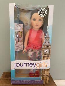 "NEW NIB Journey Girls Kelsey  18"" DOLL Best Toy Award  Toy R Us"