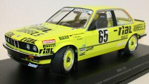 Minichamps 1/18 Diecast 155 862665 BMW 325i Auto Budde Team Nurburgring 1986