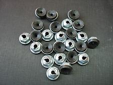 25 pcs Ford 10-24 side trim body belt fender door hood moulding clip nuts sealer