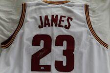 Autographed Lebron James jersey