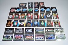 PANINI EM 08 Euro 2008 - Alle 40 Wappen/shiny badges Sticker Neu/new