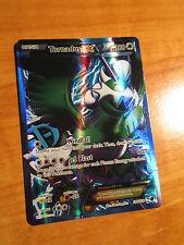 EX FULL ART Pokemon TORNADUS EX Card PLASMA FREEZE Set 114/116 Black and White