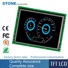 104 Inch Intelligent Hmi Tft Lcd Monitor With Embedded System For Industrial