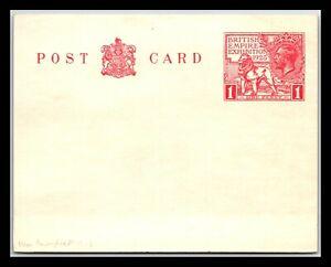 GP GOLDPATH: GREAT BRITAIN POSTAL CARD MINT _CV489_P05