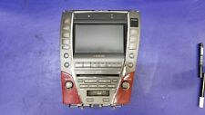 07 08 09 Lexus ES350 CD Cassette Player Radio & Navigation Display Screen OEM
