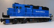 Lego Train Custom Boston & Maine GP40 -----Please Read Item Description-----