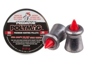 Predator Polymag, .35 Cal, 81.01 Grains, Pointed, 50 count LOWEST PRICE!